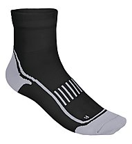 Hot Stuff Bike Sock 2 Pack - Bike Socken, Black/White