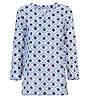 Hot Stuff Camicia - donna, White/Blue