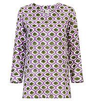 Hot Stuff Bluse - Damen, Green/Pink