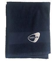 Get Fit Frizzy - asciugamano fitness, Dark Blue