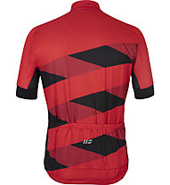 Hot Stuff Comp Jersey Men - Radtrikot - Herren, Red/Black