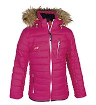 Hot Stuff Daniela Girl - giacca da sci - bambina, Bright Rose