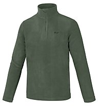 Hot Stuff Dennis Fleece 1/2 Zip Fleecepullover, Green