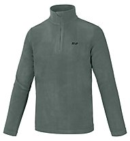 Hot Stuff Dennis Fleece 1/2 Zip Fleecepullover, Grey