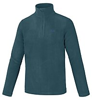 Hot Stuff Dennis Fleece 1/2 Zip Fleecepullover, Blue