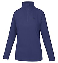 Hot Stuff Elisa Fleece 1/2 Zip Damen-Fleecepullover, Blue