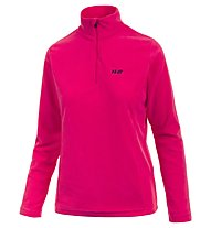 Hot Stuff Elisa Fleece 1/2 Zip Damen-Fleecepullover, Pink