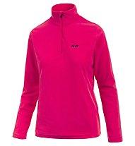 Hot Stuff Elisa Fleece 1/2 Zip - maglia in pile - donna, Pink