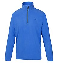 Hot Stuff Half-Zip - Fleecepullover, Light Blue/Black
