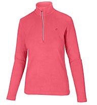 Hot Stuff Fleece Half Zip Fleecepullover - Damen, Light Red