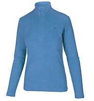 Hot Stuff Fleece Half Zip Fleecepullover - Damen, Blue