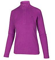 Hot Stuff Fleece Half Zip Fleecepullover - Damen, Pink