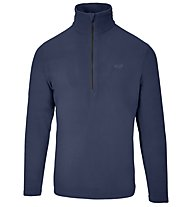 Hot Stuff Fleece Layer - maglia in pile - uomo, Dark Blue