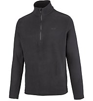 Hot Stuff Fleece Layer - maglia in pile - uomo, Black