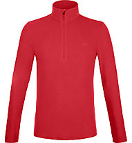 Hot Stuff Fleece M - felpa in pile - uomo, Red