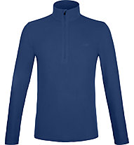Hot Stuff Fleece M - felpa in pile - uomo, Dark Blue