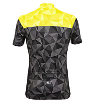 Hot Stuff Fondo - Radtrikot - Herren, Black/Yellow