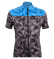 Hot Stuff Fondo - Radtrikot - Herren, Black/Blue