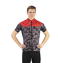 Hot Stuff Fondo - Radtrikot - Herren, Black/Red