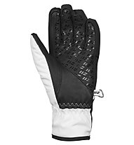 Hot Stuff Glove HS W Damen-Skihandschuh, White/Black