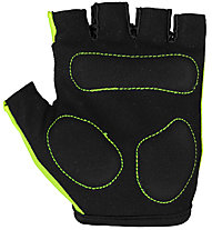 Hot Stuff Glove - Radhandschuhe - Kinder, Black/Yellow