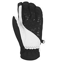 Hot Stuff Glove HS W Damen-Skihandschuh, Black/White