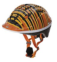 Hot Stuff Helm Kids, Black/Orange