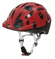 Hot Stuff Helm Kids, Red/Black
