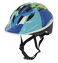 Hot Stuff Helm Kids, Blu/Green
