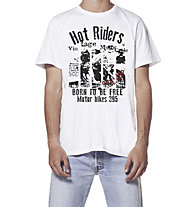 Hot Stuff Hot Riders - T-shirt - uomo, White