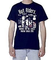 Hot Stuff Hot Riders - T-shirt - uomo, Blue