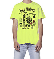 Hot Stuff Hot Riders - T-shirt - uomo, Yellow