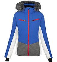 Hot Stuff HS W - Skijacke - Damen, Blue/Grey