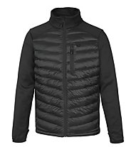 Hot Stuff Urs Hybridjacke, Black