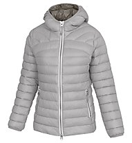 Hot Stuff Irene - Daunenjacke - Damen, Light Grey