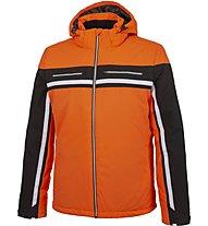 Hot Stuff Isol HS - Skijacke - Herren, Orange/Blue