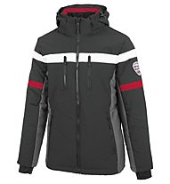 Hot Stuff J Ski HS - Skijacke - Herren, Black/Grey