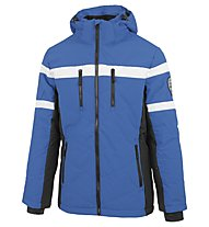 Hot Stuff J Ski HS - Skijacke - Herren, Light Blue/Black