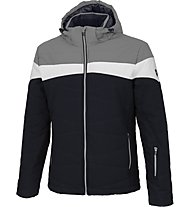 Hot Stuff Ski JKT Man - giacca da sci - uomo, Blue/Grey