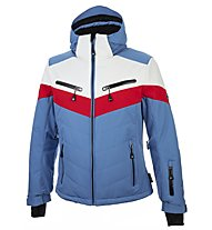 Hot Stuff Julian - Skijacke - Herren, Light Blue/White