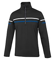 Hot Stuff Layer HS - Skipullover - Herren, Black/Light Blue
