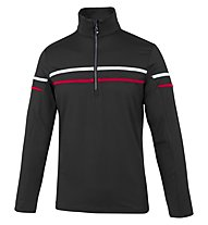 Hot Stuff Layer HS - Skipullover - Herren, Black/Red