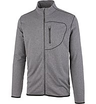 Hot Stuff Layer Man Full - maglia da sci - uomo, Grey/Black
