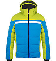 Hot Stuff Lumbin - Skijacke mit Kapuze - Herren, Light Blue