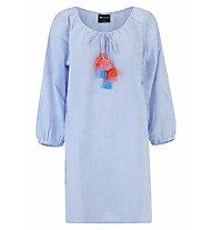 Hot Stuff Madras - abito - donna , Blue