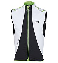 Hot Stuff Man Profi Jersey Radtrikot, Green/Black/White