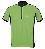 Hot Stuff Men's Basic Jersey - Maglia Ciclismo, Green