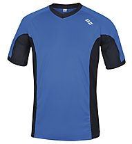 Hot Stuff Men's MTB Jersey, Black/Royal
