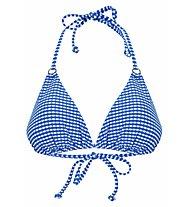 Hot Stuff Minimal - reggiseno costume - donna , Blue/White