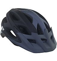 Hot Stuff MTB Senior Helmet - Radhelm, Black/Grey